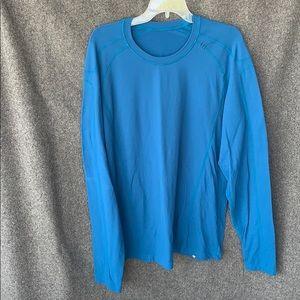 Men's long sleeve shirt lululemon